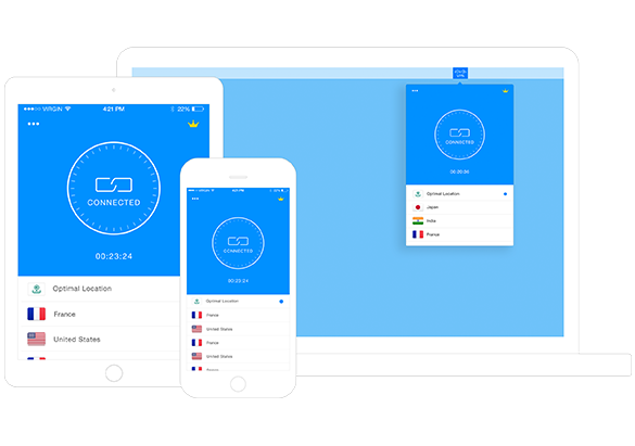Free VPN Service by Better VPN | VPN for Mac, iOS and Android